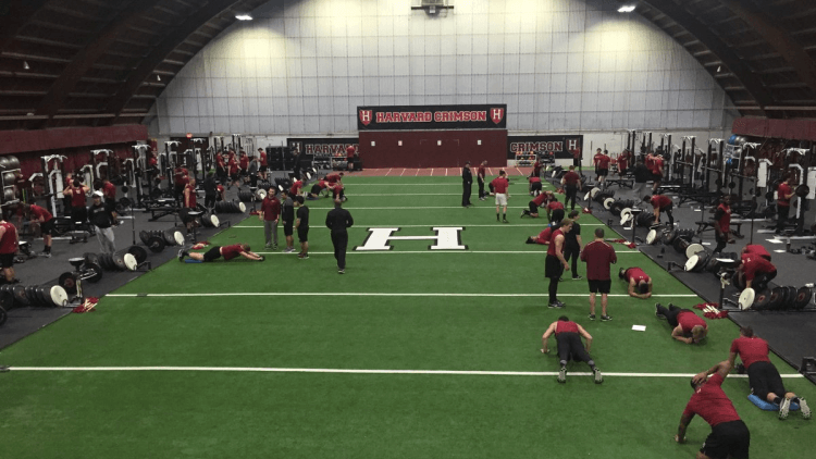 Palmer Dixon Strength and Conditioning Center