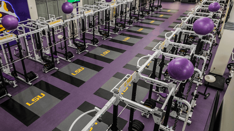 Strength and Condition Facility