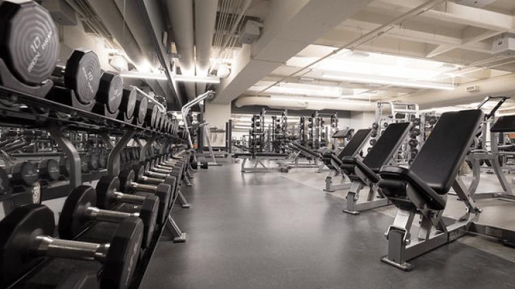 Bellmont Hall Fitness Center
