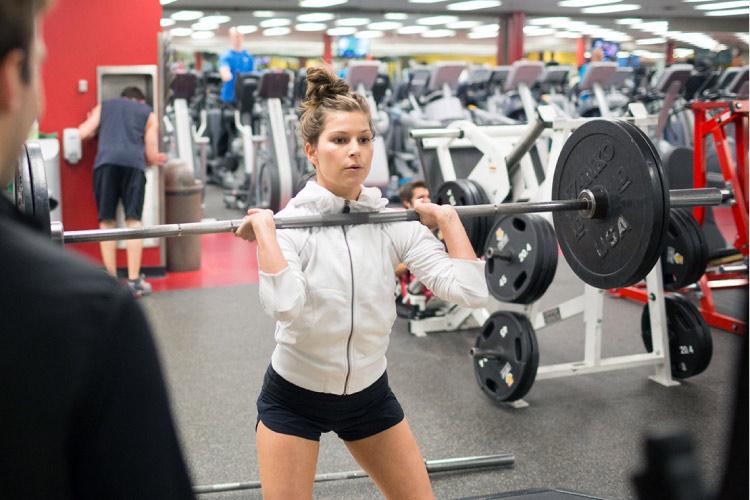 Fitness Centre (photo courtesy of University of Calgary)