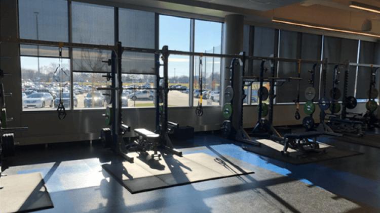 Evans Physical Education Center