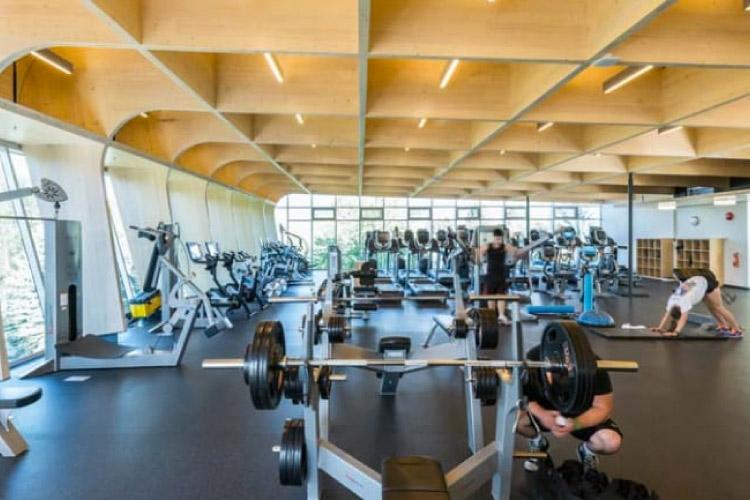 Hangar Fitness & Wellness Centre
