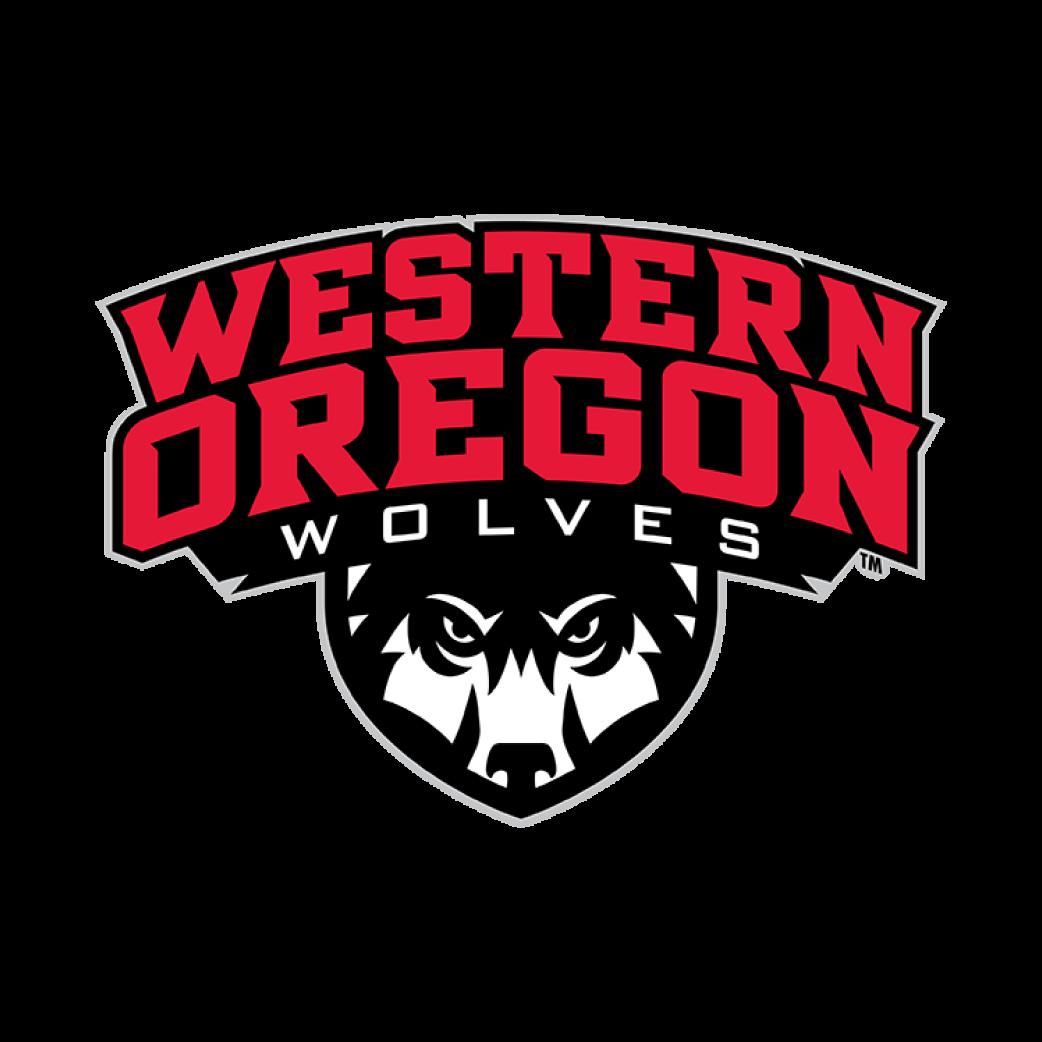 Western Oregon logo