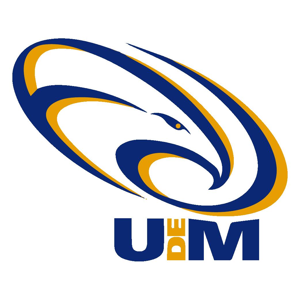 Université de Moncton Aigles Bleues logo