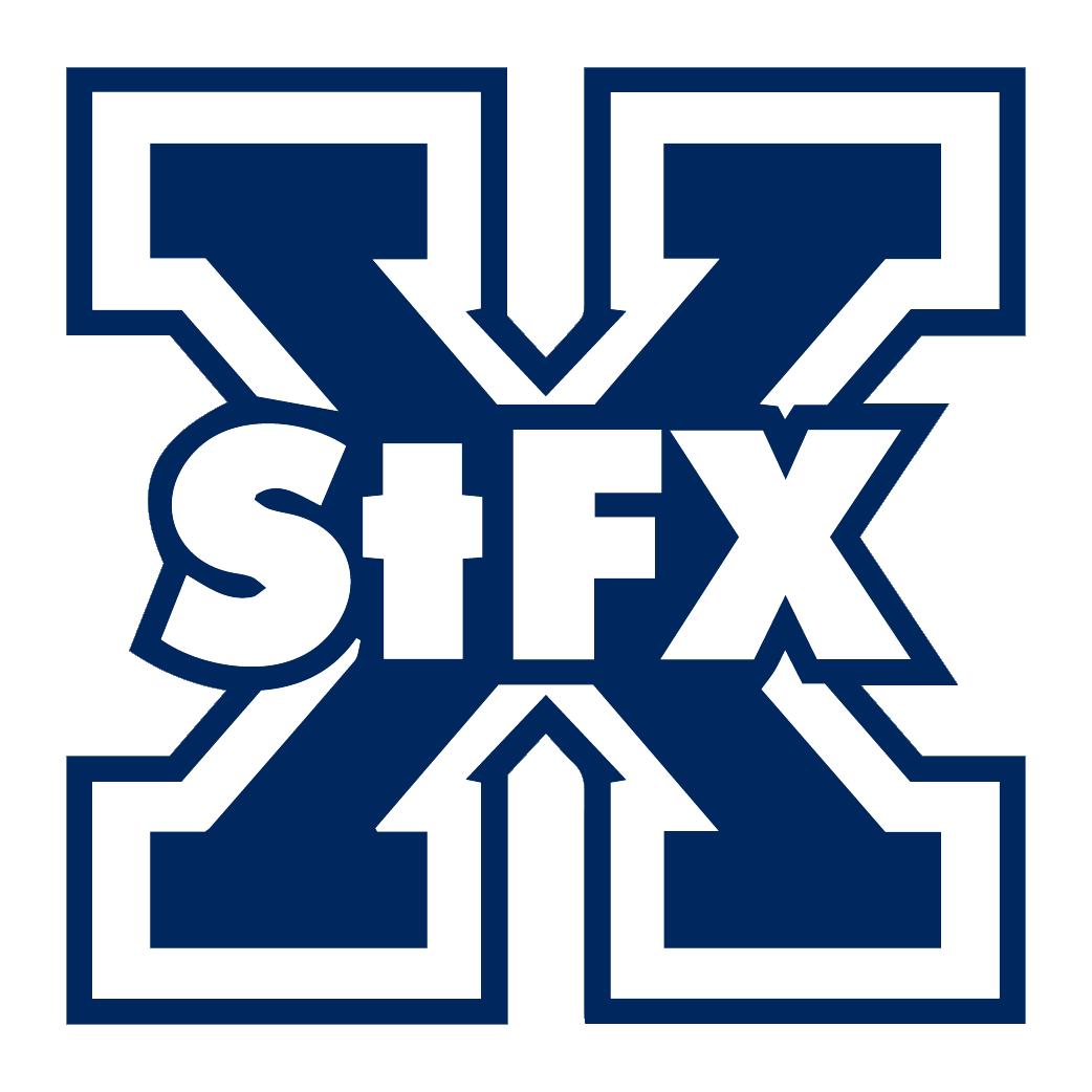 StFX X-Men and X-Women logo
