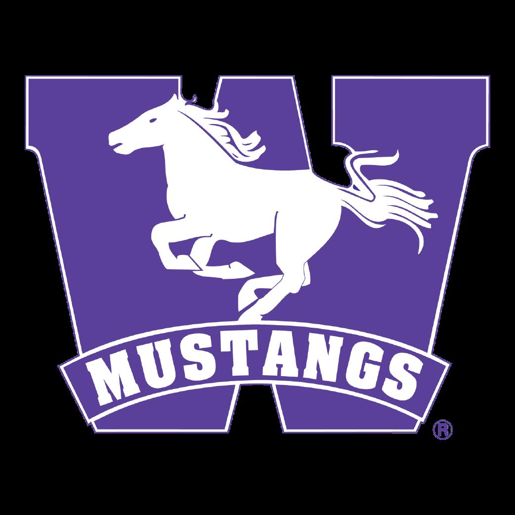 Western Mustangs logo