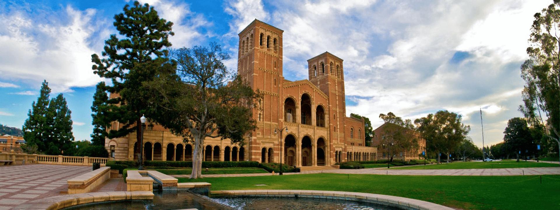 UCLA hero