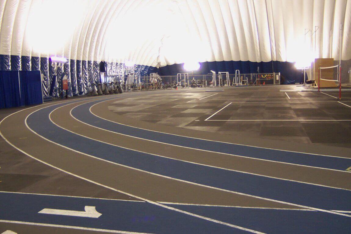 carleton university ravens track field indoor