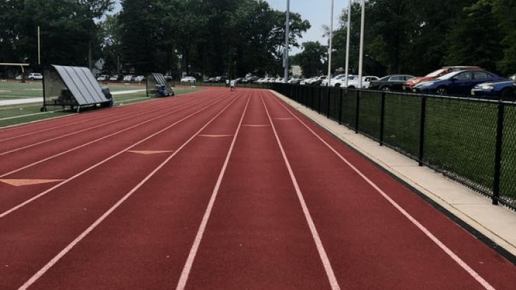 Warinanco Park Track