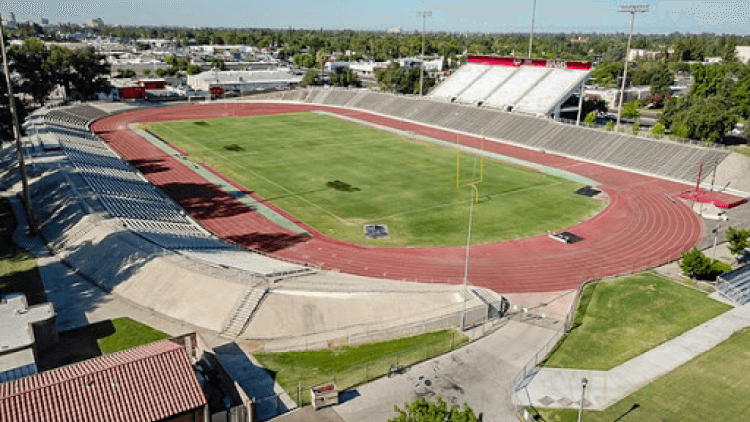 Ratcliffe Stadium
