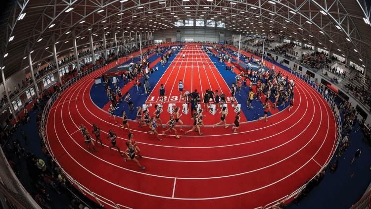 Liberty Indoor Track Complex (Hydraulic Track)