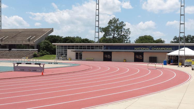 Bernie Moore Track & Field Stadium