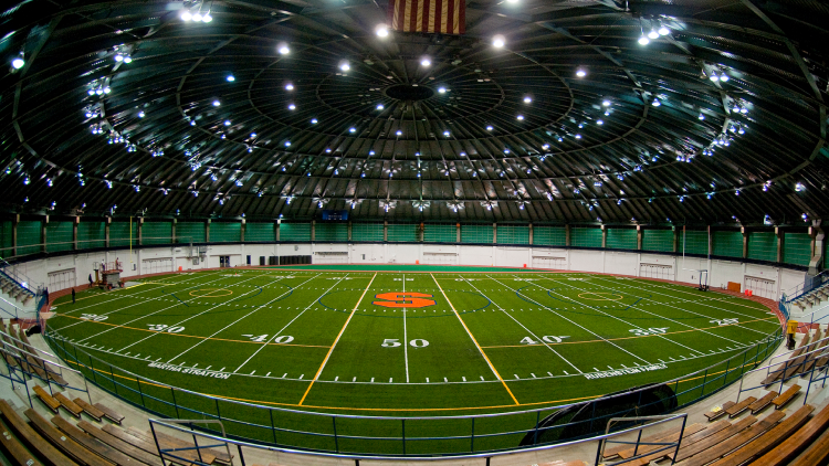 Manley Field House Indoor Track