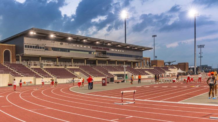 E.b. Crushing Stadium Track