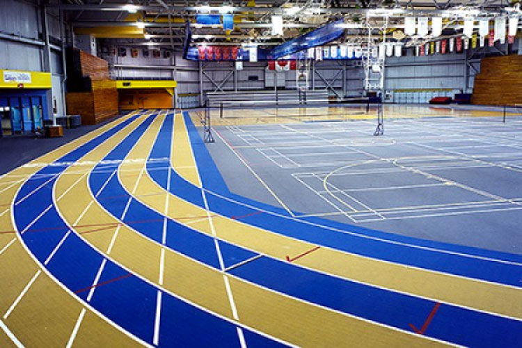 Dennis Fairall Fieldhouse (photo courtesy of the University of Windsor)