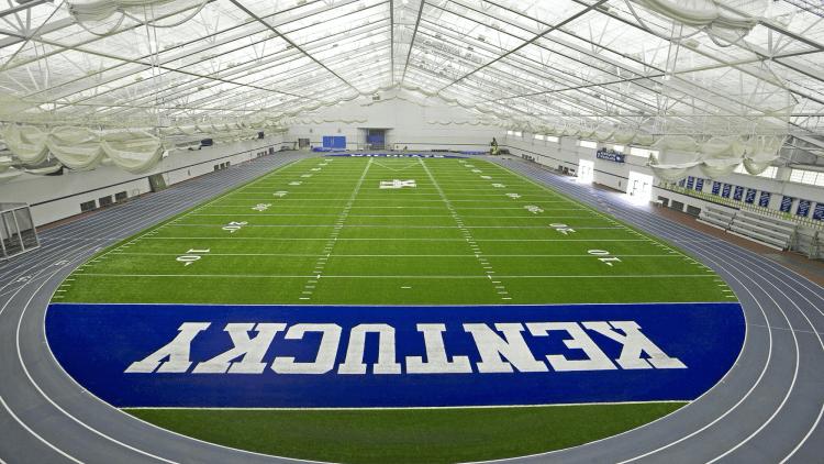 Nutter Field House Indoor Track & Field