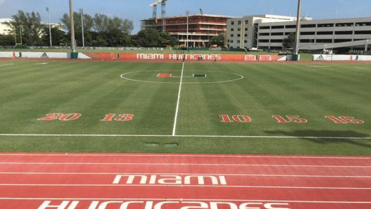 Cobb Stadium Outdoor Track