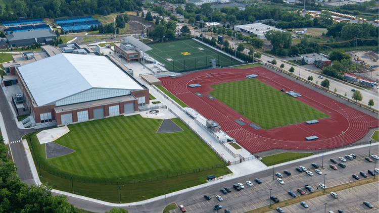 Stephen M. Ross Athletic Campus South Complex