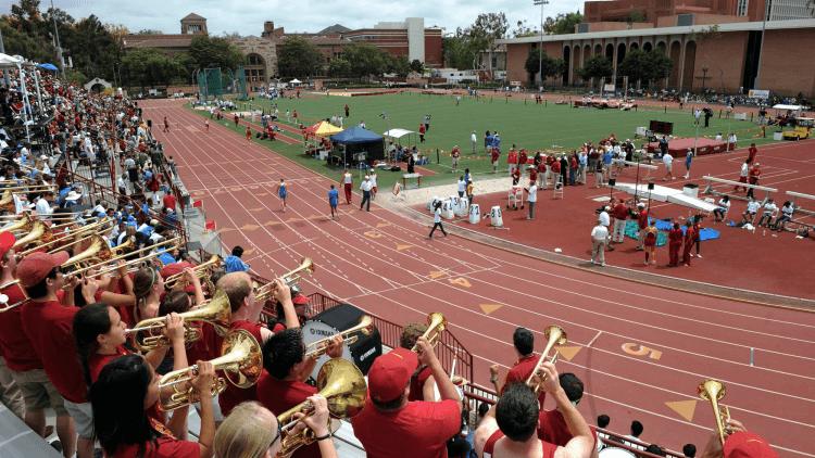 Cromwell Field & Loker Track Stadium