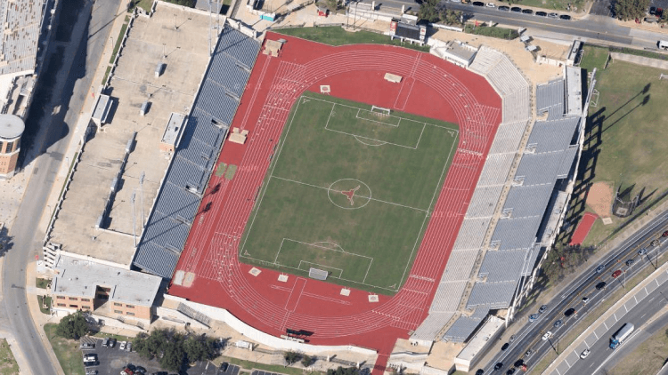 Mike a. Myers Stadium and Soccer Field